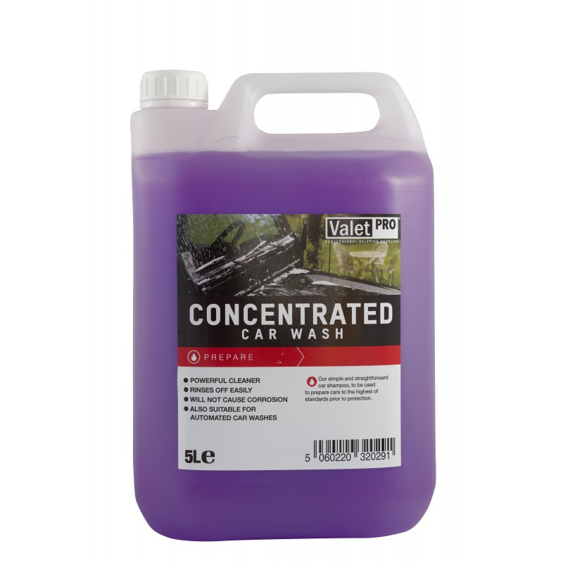 Pre Wash Car Products