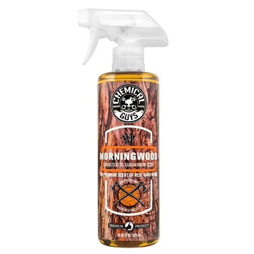 Chemical guys morning wood sophisticated sandalwood scent